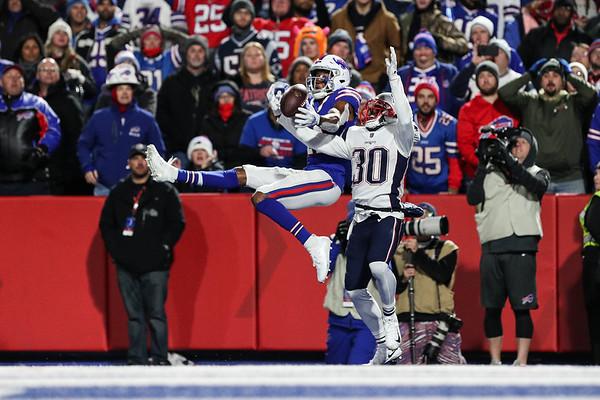 New England Patriots v. Buffalo Bills 10-29-18