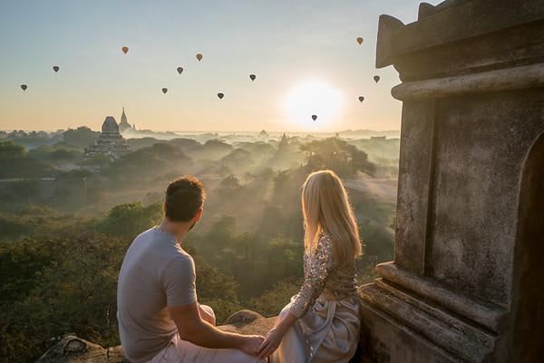 3 Days in Bagan, Myanmar