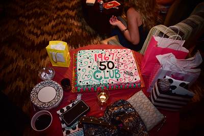 Barbaras 50th Birthday Rock Star Party