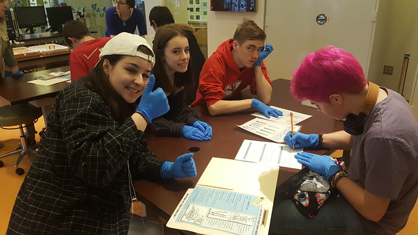 Forensic Science Photos from Diana: 2017-2020