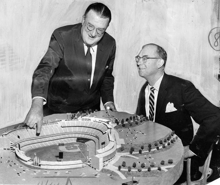 1960, Baseball Moguls and Stadium Model