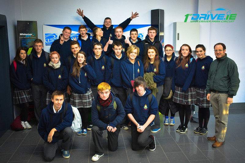 St. Oliver's Community College, Drogheda (Group 2)