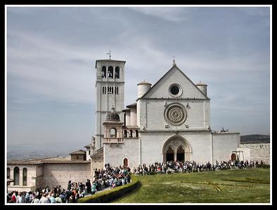Assisi e Santa Maria degli Angeli (Perugia)