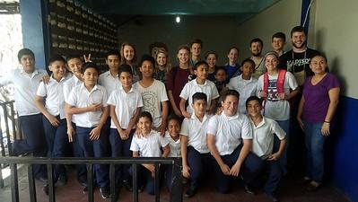 2017 Youth Mission Trip to El Salvador