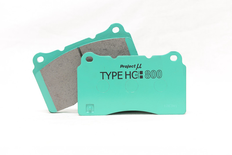 ProjectMu brake pads, pad compound