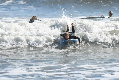 Gnarly Charley Surf Lesson Cocoa Beach Pier 12-29-20
