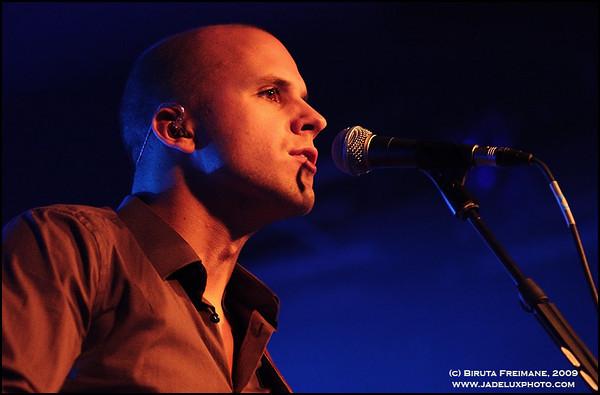 MILOW - Den Atelier, Luxembourg - 11.11.2009