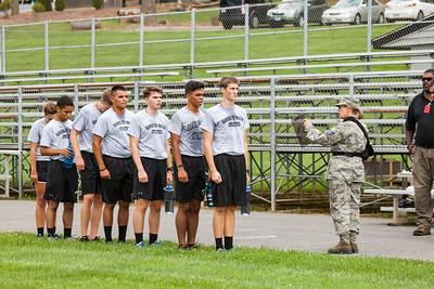 Cadet Fitness Assessment