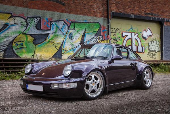 Carshoot Porsche 911 - 964
