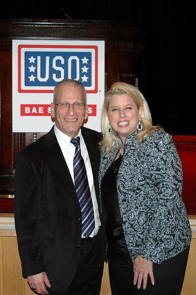 USO 2011Woman Of the Year Luncheon