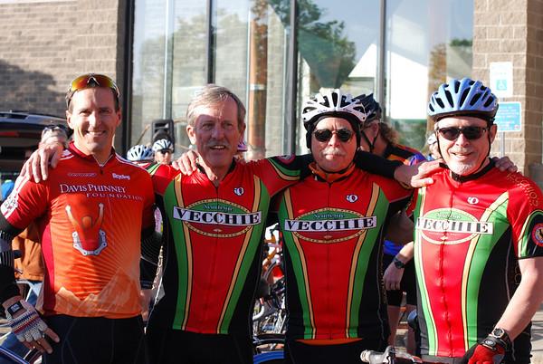 Road 2 Victory - Davis Phinney Fdtn Ride 5.17.08