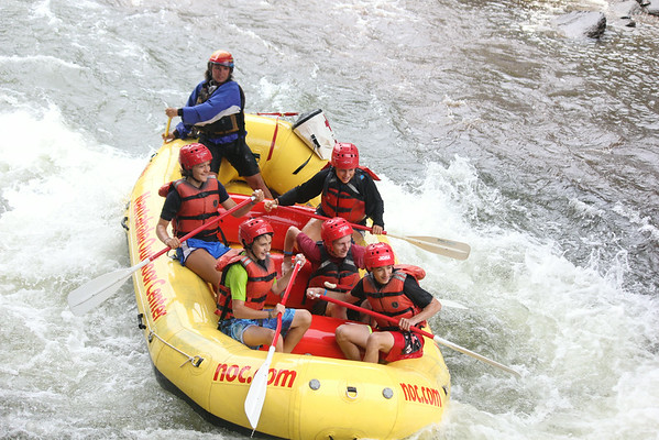 White Water Rafting II