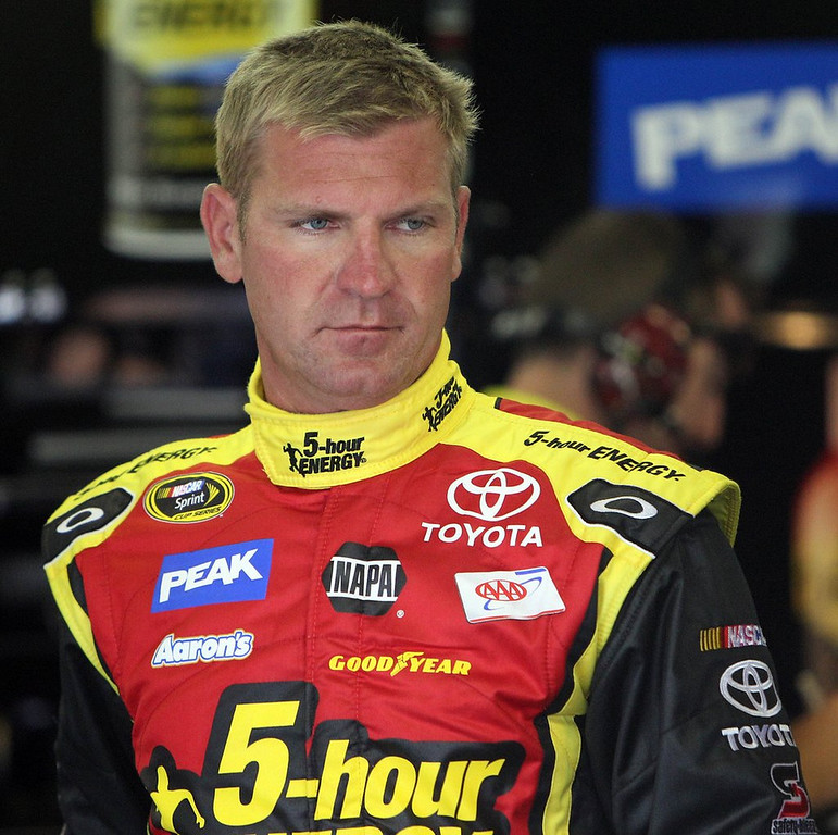 ". <p>8. CLINT BOWYER <p>NASCAR�s clueless poster boy for the gang that couldn�t drive straight. (unranked) <p><b><a href=\'http://www.twincities.com/sports/ci_24054913/sprint-cup-nascar-boots-truex-from-chase-newman\' target=""_blank\""> HUH?</a></b> <p>    (AP Photo/Jim Cole, File)"