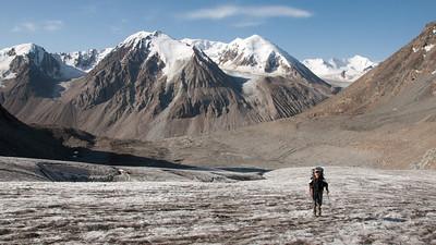 Ledovcový čundr s Daliborem