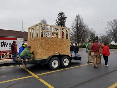 2018 Playhouse Build & Raffle