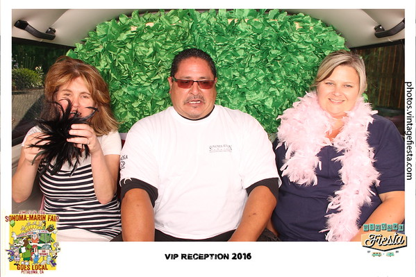 Sonoma-Marin Fair VIP Reception 2016