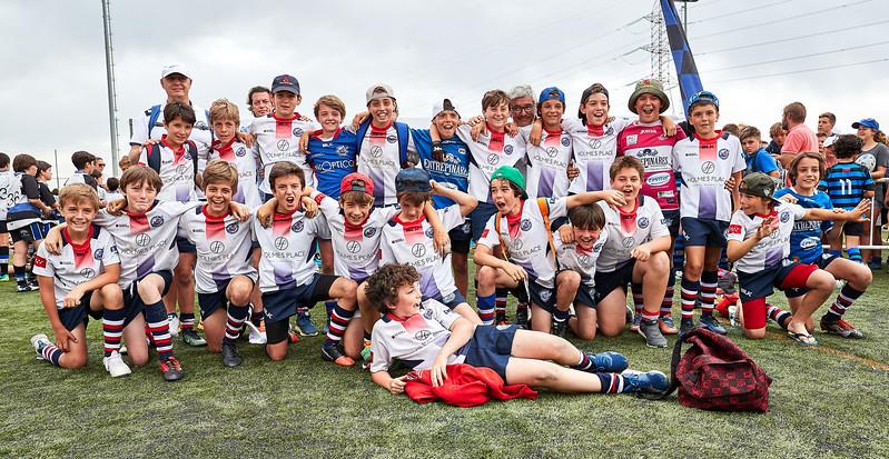 (Sub12 - 5º Oro) - CR Liceo Francés A