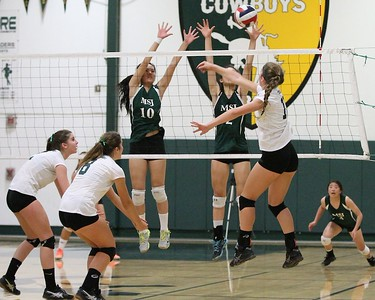 2015 Livermore volleyball