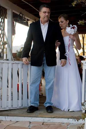 Heather & Brent December 27th 2009