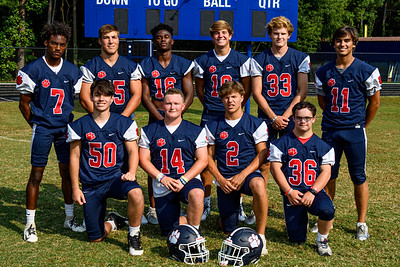 2019 Dunwoody Football