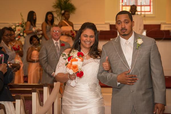 Tanesha and Carlos