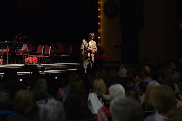 Pierson Middle School Winter Concert 2012