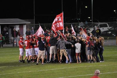 Raiders Varsity vs. Philipsburg-Osceola