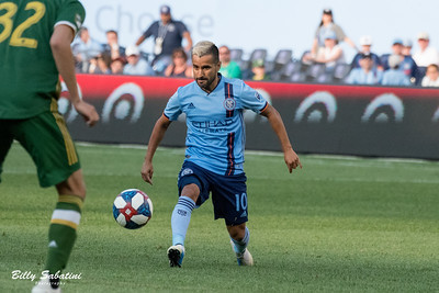 NYCFC vs. Portland Timbers - July 7, 2019