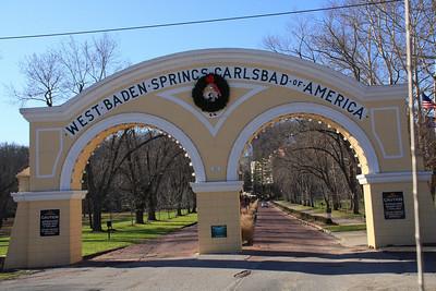 West Baden Springs, Indiana