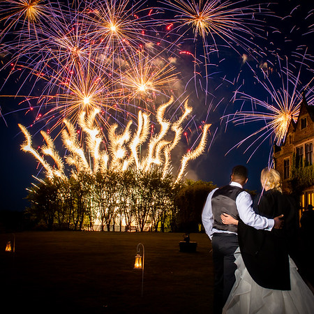 wedding photography portfolio - the party