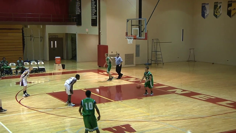 Wheaton Academy Westmont Tournament Game 2