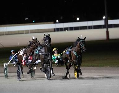 Race 8 DR 10/3/20 Grand Circuit Stake