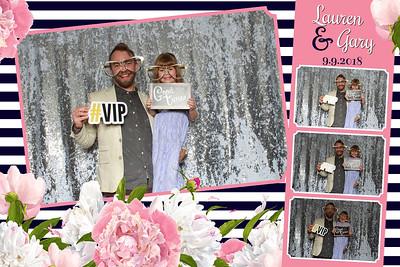 Lauren and Gary's Wedding