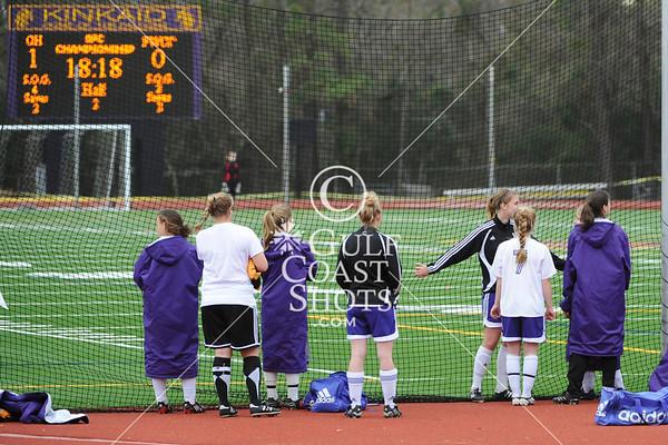 Soccer Girls Div 1 Game 11 Kinkaid v Hockaday