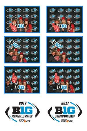 Dec. 2017 - Big Ten Football Champ Game