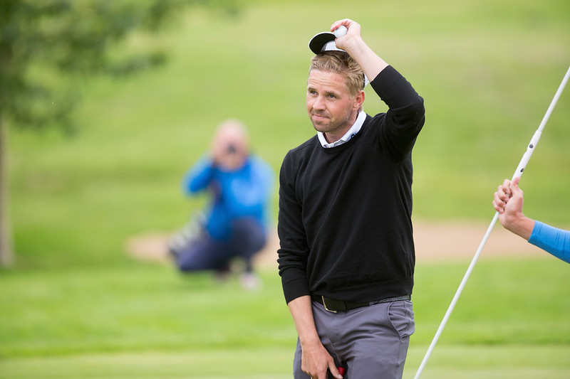GolfÍslandsmótið í Golfi 2014
