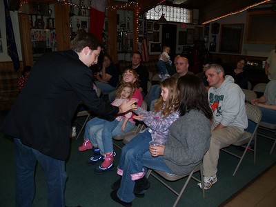 New Milford, NJ - NMFD Co.1's Annual Childrens Christmas Party 2008