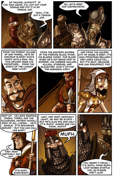 Dark Messiah of Might & Magic Page 2