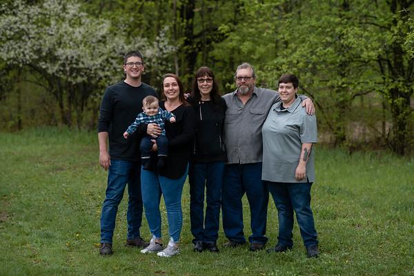 Lohse Family | Wisconsin Family Photographer