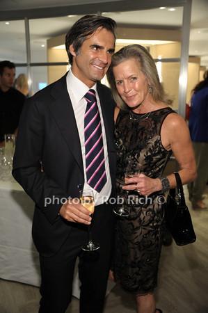 Julian Fariel, Mara Gibbs photo by Rob Rich/SocietyAllure.com © 2014 robwayne1@aol.com 516-676-3939