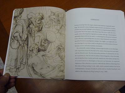Oct 11 Thu Durer to de Kooning: 100 Master Drawings from Munich at the Morgan Library