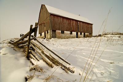 Bond Head Farmhouse - 2011