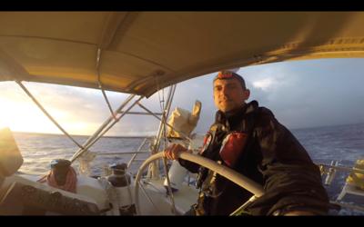 NZ to Fiji Sail (2016)