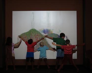 Durham Museum Bubble Blitz 092113