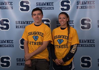 shs fitness awards