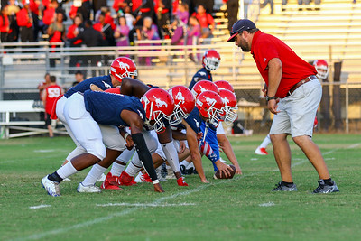 {2019 Football} Independence at Strayhorn