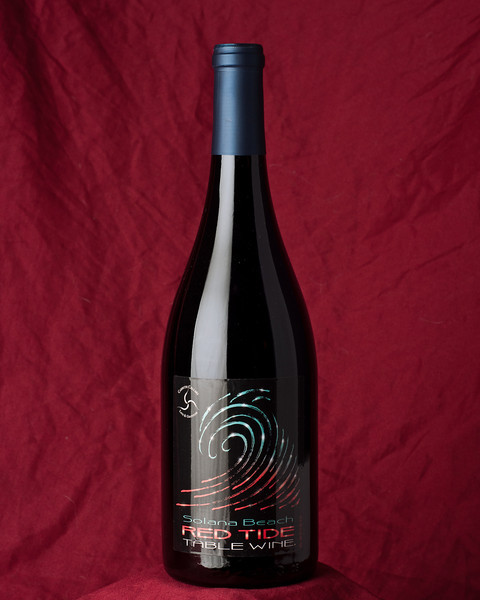 Product Shots of Carruth Cellar's 2009 Vintage