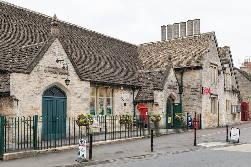 Sherston Post Office