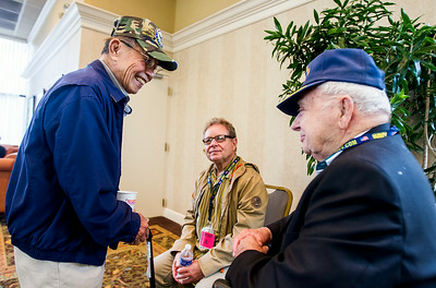 20140823 - Honor Flight Return (KG)