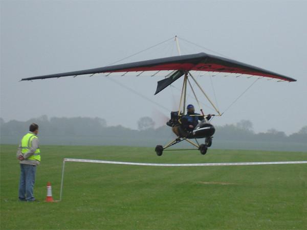 Owen landing